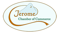 jerome arizona chamber of commerce logo
