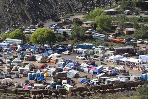 Jerome Jamboree XXIX @ Gold King Mine & Ghost Town
