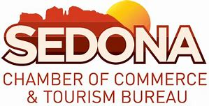 sedona chamber of commerce and tourism bureau logo