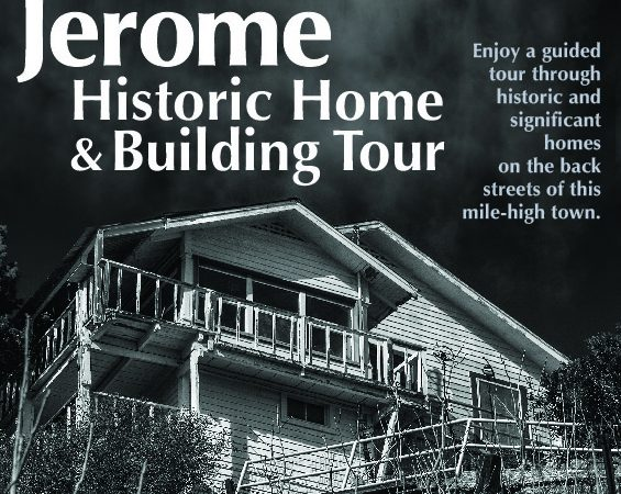 the 54th annual Jerome Historic Home & Building Tour Ad
